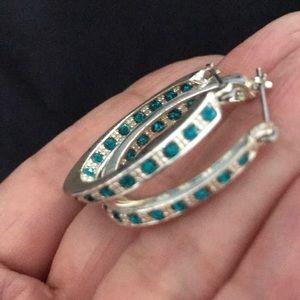 Jewelry - December Birthstone Earrings